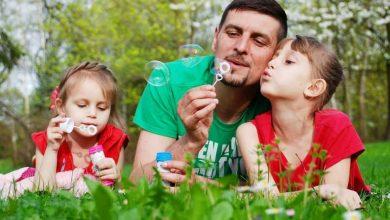 Bild von Vatertag 2021: Vier gesunde Tipps, um Ihren Vater gesund zu halten |  Gesundheitsinfo