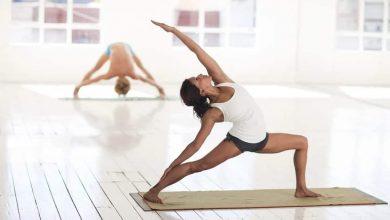 Bild von Internationaler Yogatag 2021: Yoga-Posen zur Linderung von Regelschmerzen |  Gesundheitsinfo