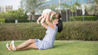 Bild von Stillen macht das Mutter-Kind-Duo gesünder |  Gesundheitsinfo