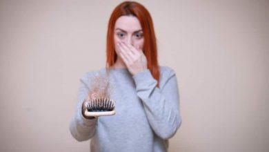 Bild von Haarausfall ist eine neue Komplikation nach COVID-19: Ärzte |  Gesundheitsinfo